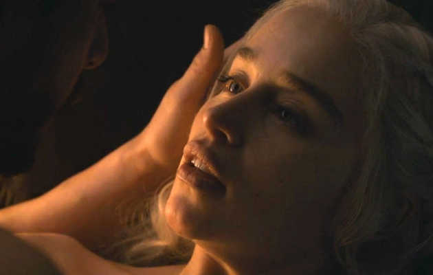Jon and Dany's 'Game of Thrones' Sex Scene Was Even Weirder Than Expected