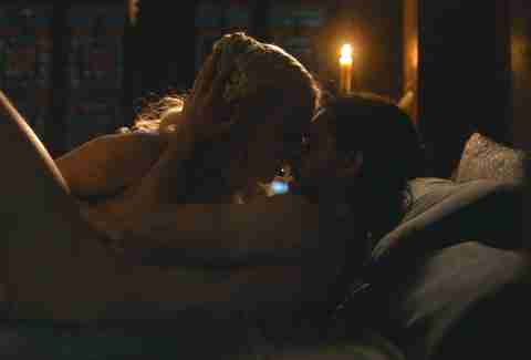 jon daenerys sex scene game of thrones