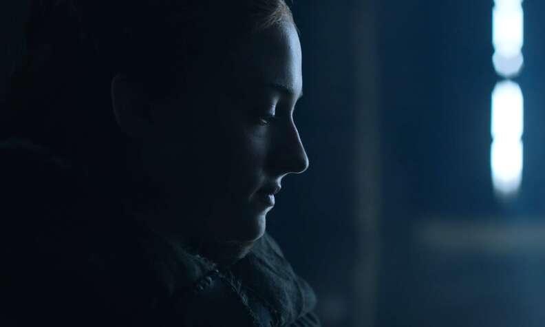 sansa game of thrones season 7 finale
