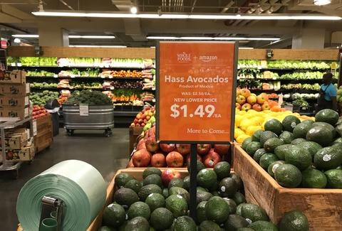 whole foods amazon avocados