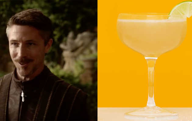 Channel Lord Petyr Baelish with This Deceptively Strong Cocktail
