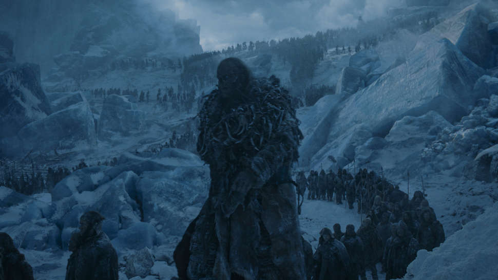 white walkers season 7 game of thrones