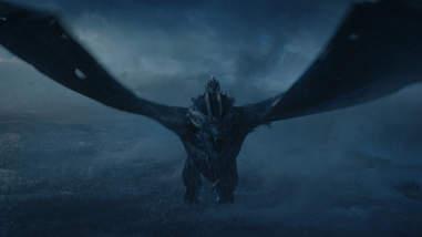 night king viserion game of thrones season 7