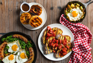 10 Easy and Incredible Ways to Grill Your Breakfast