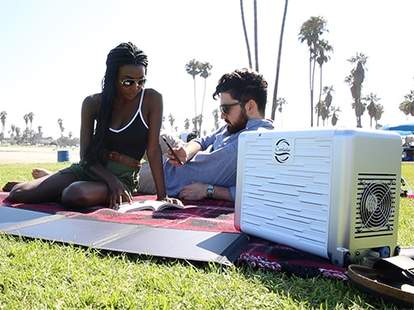beach air conditioner