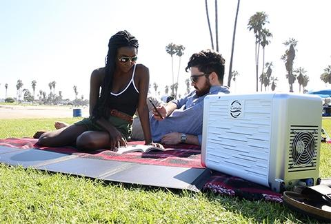 Coolala Is Launching A Portable Solar Powered Air