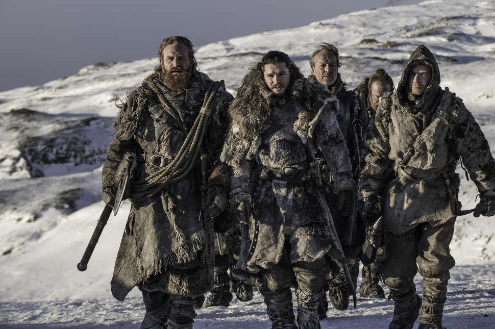 Game of Thrones Season 7, Episode 6 Recap: What Happened in 'Beyond