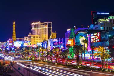 Las Vegas Strip Neon | Bulleit | Supercall