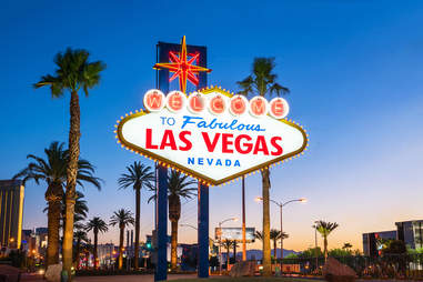 Las Vegas Sign | Vegas Neon | Bulleit | Supercall
