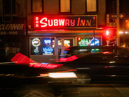 NYC Neon Bar Signs | Bulleit | Supercall