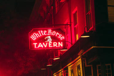 NYC Neon Bar Signs| White Horse Tavern | Bulleit | Supercall