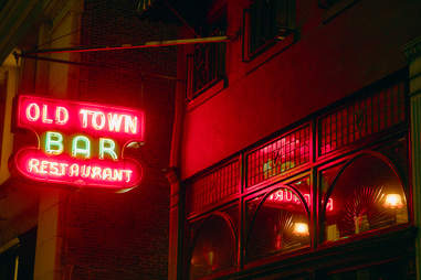 NYC Neon Bar Signs | Old Town Bar | Bulleit | Supercall
