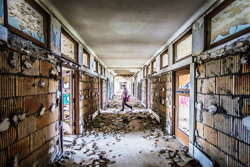 Coolest Abandoned Places In Michigan Thrillist