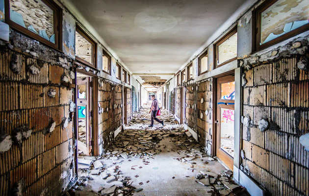 The 13 Most Insane Abandoned Places in Michigan