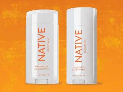 native pumpkin spiced latte deodorant