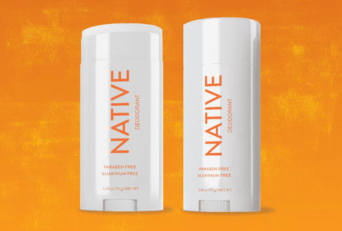 native pumpkin spiced latte deodorant
