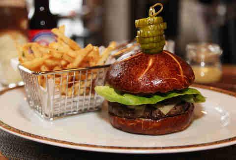 Andrea S Burger Bistro Bar