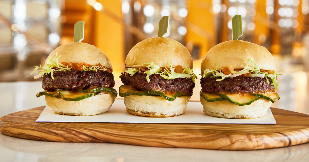 The Best Burgers in Las Vegas Right Now