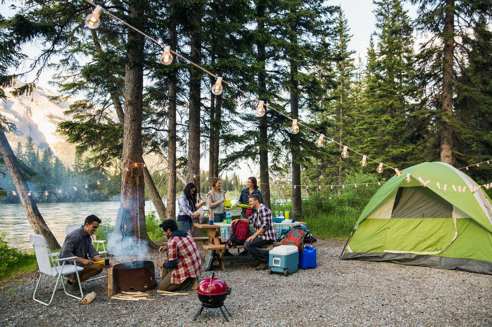 Things To Do While Camping Thrillist