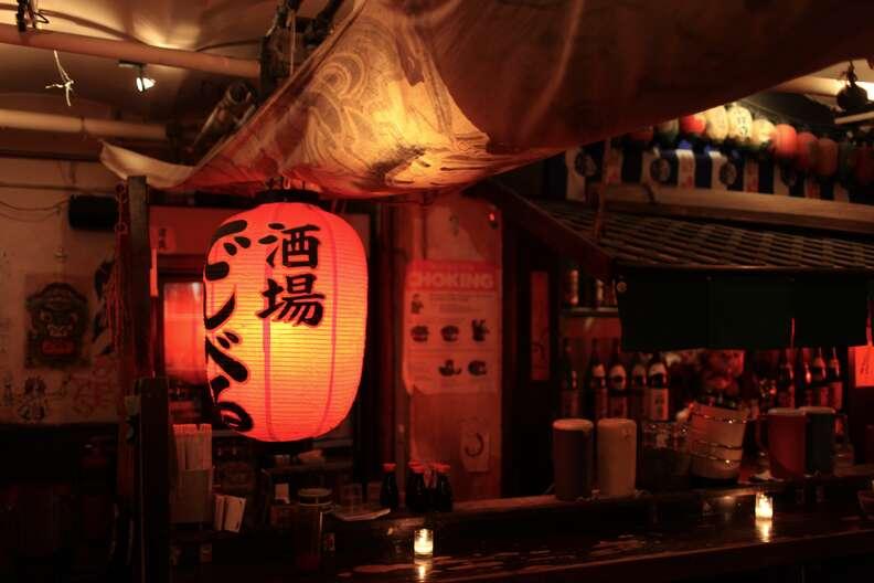 Sake Bar Decibel
