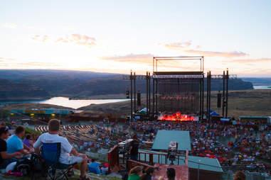 Gorge Ampitheater