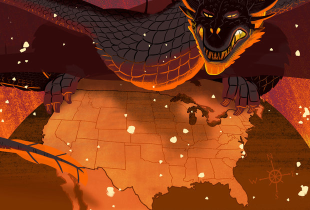 This Is How Many People Watch Game Of Thrones In Every State