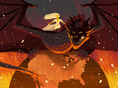 Game of Thrones Dragon United States
