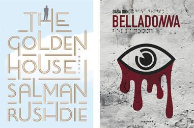 the golden house salman rushdie belladonna dasa drndic