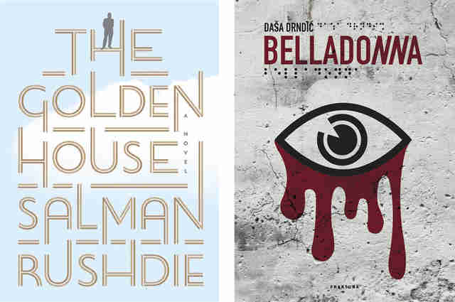 the golden house salman rushdie belladonna dasa drndic