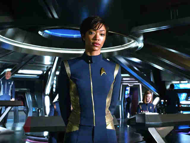 star trek: discovery on cbs