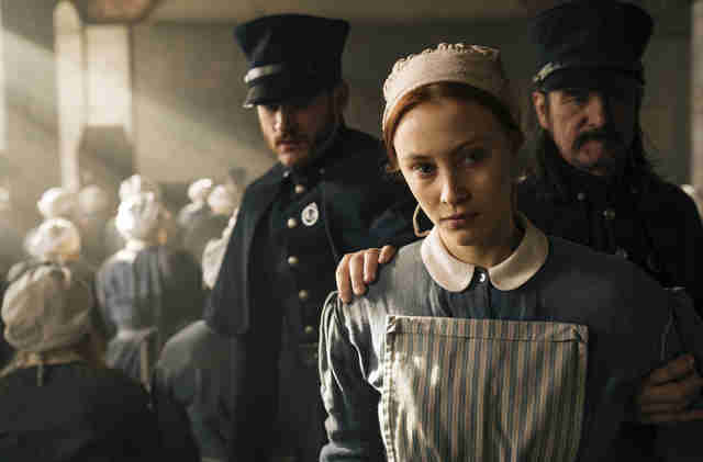 alias grace on netflix