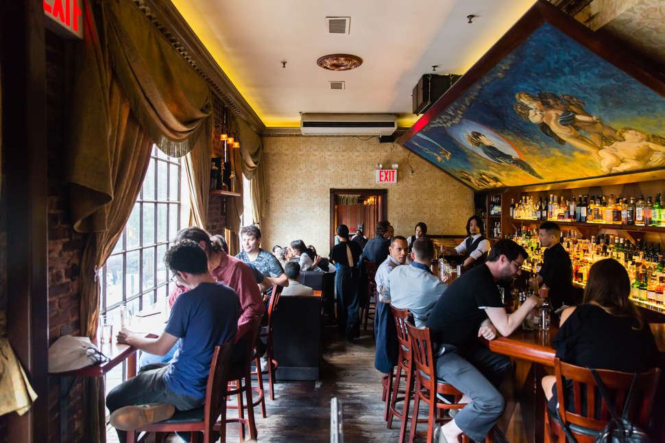 definitive east village drinking guide