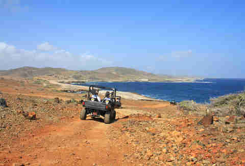 aruba off roading