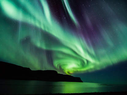 northern lights in us tonight