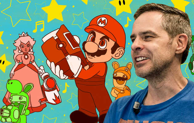 For the Musician Behind N64's 'Banjo-Kazooie' and 'Goldeneye,' a New 'Mario' Is the Ultimate Dream Job