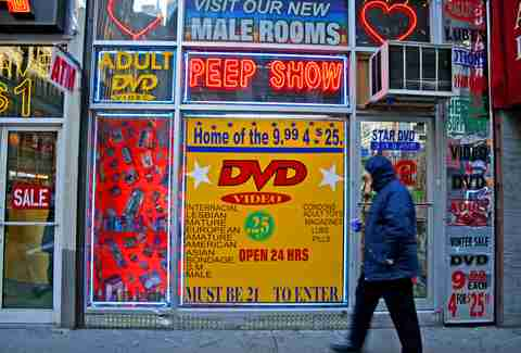 7 Things We Learned From A Times Square Peep Show Girl