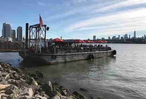 The Brooklyn Barge