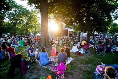 BRIC Celebrate Brooklyn Festival