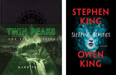 twin peaks mark frost sleeping beauties stephen king