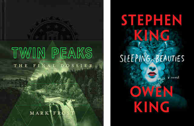 twin peaks mark frost sleeping beauties stephen king