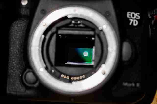 camera damage from eclipse
