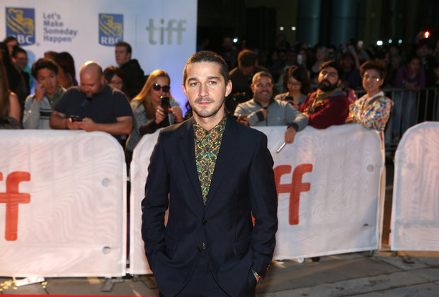 Shia LaBeouf's New Tennis Movie Lets Him Be the A-Hole He Was Born to Play