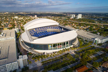 marlins park miami