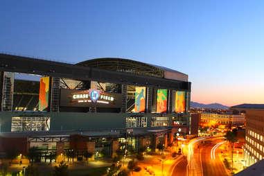 Chase Field Arizona