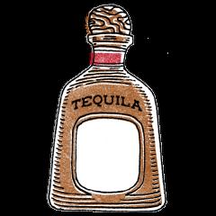 Tequila Reposado or Añejo