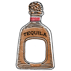 Tequila Reposado or Añejo