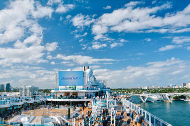 Ft Lauderdale Party Boat | Captain Morgan | Supercall