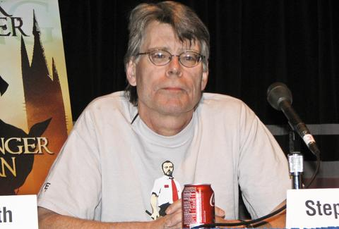 Stephen King travel tip
