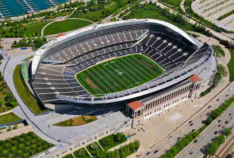 Best Nfl Football Stadiums Ranked From Dallas To Lambeau