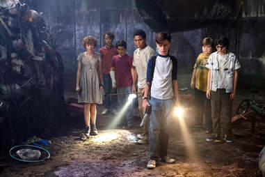 the losers club IT movie